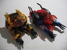 Lot TRANSFORMERS Beast Machines Beast Riders Mechatron Che