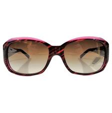 New Donna Karan DKNY Sunglasses DY4048 3424/13 Purple Brown Gradient 55-17-135
