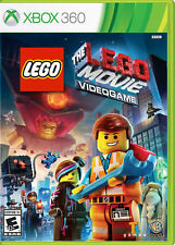 LEGO Movie Videogame Xbox 360 New Xbox 360, Xbox 360