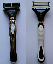 "X-5 ""Gothic-Arch-II"" Razor, 5-Blades, Made in Germany, Developed in Germany"