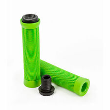Slamm Scooters Pro Stunt Scooter Grips, Green