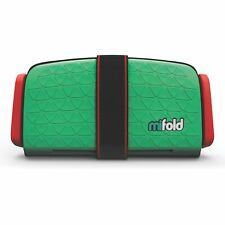 Mifold The Grab And Go Child / Kids Booster Seat - Lime Green