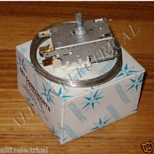Ranco Universal Two Door Cyclic Defrost Refrigerator Thermostat Kit - RF082, VT9