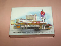 SLOTS A FUN CASINO LAS VEGAS PLAYING CARDS UNOPENED IN BOX