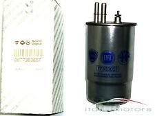 Fiat Doblo 1,3 1,6 1,9 2,0 Multijet Orig. Kraftstofffilter Dieselfilter 77363657