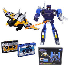 """Transformers Masterpiece MP16 Frenzy & Buzzsaw Cassettes Figure 3"""" Toy New"""