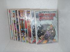 Comic Book Lot of 20 Random misc comics