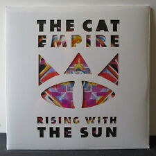CAT EMPIRE 'Rising With The Sun' Vinyl 2LP NEW & SEALED