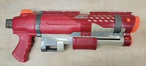 Nerf Super Soaker Shot Blast Hasbro Red Water Gun 2009 PUMP