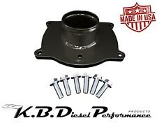 KBDP Gloss Black Upper Intake Manifold Plenum 6.5L Turbo Diesel Chevrolet GMC