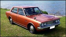 CHARCOAL DASH MAT, DASHMAT FIT TOYOTA CORONA RT81  1970 - 1973