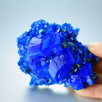 "Amazing Electric Blue CHALCANTHITE Crystal from POLAND ""TOP QUALITY"""