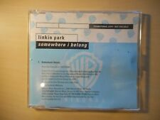LINKIN PARK : SOMEWHERE I BELONG [ CD MAXI ]