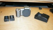 Sony Alpha NEX-5N 16.1MP Digital Camera - Silver (Body Only)