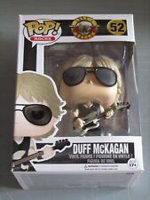 Funko Pop Guns & Roses Duff (Mint!) (Retired Vaulted) McKagen Figure Rock Music