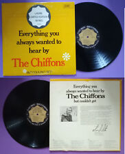 LP 33 The Everything You Always Wanted To Hear By The Chiffons But Couldn't Get