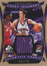 Upper Deck Piece of Authentic NBA Basketball Trading Cards