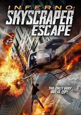 INFERNO SKYSCRAPER ESCAPE, DVD, 2018, SKU 3807
