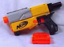 Nerf N-Strike Recon cs-6 cs6 PISTOLA solo con clip 6 Dart