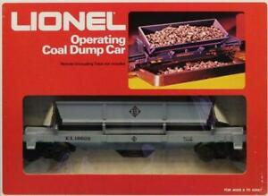 Lionel 6-16602 Erie Lackawanna Coal Dump Car in the box