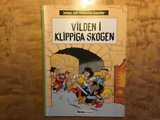 Peyo Johan et Pirlouit in Swedish 1985