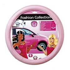 "Steering Wheel Cover Pink, Fits 14.5"" - 15.5"" Steering Wheels. Fashion To Your"