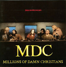 MDC millions of anche su quel maledetto Christians This Blood 's for You CD (1987 we BITE) NUOVO!