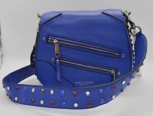 #H813 MARC JACOBS PYT Small Saddle Bag $695