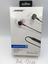 Neuf Ecouteurs Intra Auriculaires Bose Soundtrue Ultra scellé