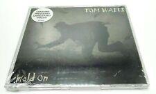 Tom Waits Hold On Dutch Import 4-Track Cd Single New Factory Sealed Anti Epitaph