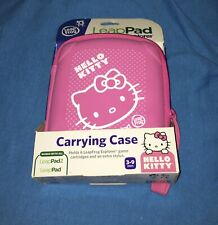 LeapFrog LeapPad Carrying Case, Pink Hello Kitty New Holder Protector