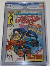 AMAZING SPIDER-MAN #275 (1986 MARVEL) CGC 9.8 NM/MT ORIGIN ISSUE!!!