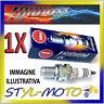 CANDELA NGK IRIDIUM SPARK PLUG BR8EIX SHERCO HRD Super Motard 50 2002