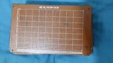 Double-Side Prototype PCB Strip Board For PIC16F690 plus 3.3V Regulator