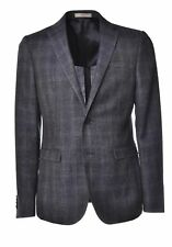 Corneliani Collection - Outerwear-Jackets - Man - Blue - 5149209D180546