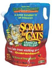 Enviro 15003 3.5 lb Cat Scram All Natural Organic Granular Cat Repellent