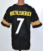 NFL Pittsburgh Steelers american football shirt jersey Nike Roethlisberger 40 M