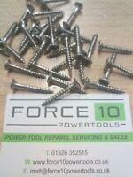 400 Green decking screws 4.5x50mm pozidrive csk