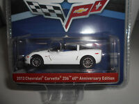 CHEVROLET CAMARO Z06 2013 60 ANNIVERSARY EDITION GREENLIGHT 1:64