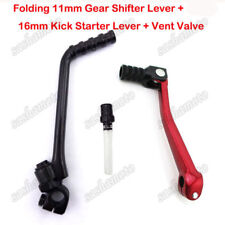 Kick Starter Folding Gear Shifter Lever 140cc 150cc 160cc YX SSR Dirt Pit Bike
