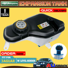 New Coolant Radiator Reservoir Tank w/ Sensor for Jaguar S-Type XF XJ8 1999-2015