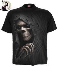 darkness grim reaper  BONES  dtg mens t shirt tees new 2017