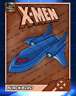 Topps Marvel Collect Card Trader Retro X-Men Final Printing Blue Blackbird Award