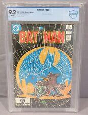 BATMAN #358 (Killer Croc 2nd appearance) CBCS 9.2 NM- DC Comics 1983 cgc