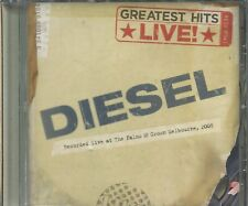 DIESEL - GREATEST HITS LIVE - RECORDED LIVE AT THE PALMS & CROWN MELBOURNE - CD