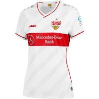 JAKO VfB Stuttgart Trikot Home Heimtrikot weiß/rot 2020/2021 Damen ST4220HD