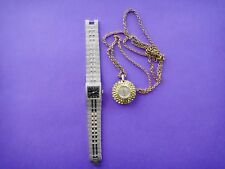 2 x- VINTAGE- MECHANICAL WATCHES NOT WORKING - SOLD AS IS FOR PARTS OR REPAIR