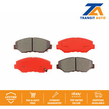Front SIM Semi-Metallic Brake Pads Honda Accord Civic CR-V Pilot Element Fit ILX