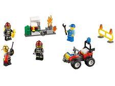 New Lego 60088.  Fire Starter Set.