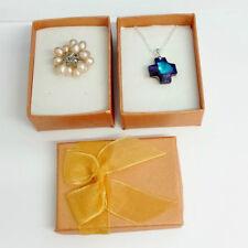 Unbranded Cardboard Modern Jewellery Boxes